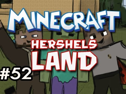 Minecraft: Hershels Land wNova, Dan & Chandler Riggs Ep.52  Meet The Carl