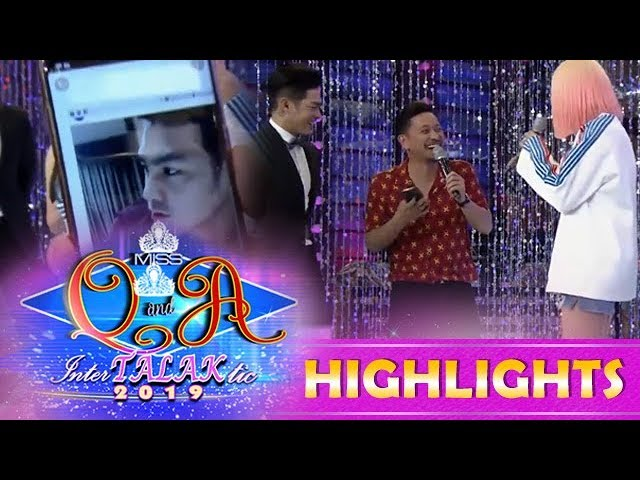 It's Showtime Miss Q & A: Jhong shows proof that Vice and Ion are together