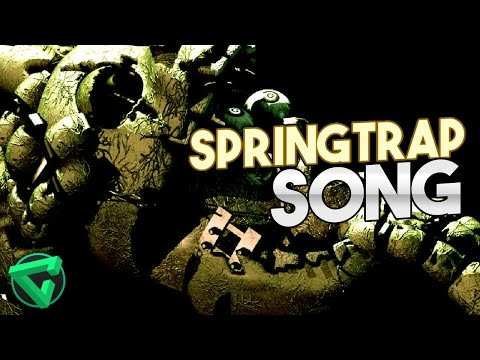 SPRINGTRAP SONG By iTownGamePlay - 'Five Nights at Freddy's 3' Canción FNAF
