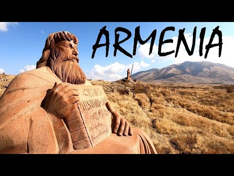 THIS IS ARMENIA | Inside A Mysterious Country