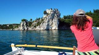 Sailing Along Istria    catamaran sailing