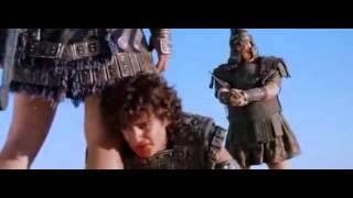 Troy - Fine lotta Paride contro Menelao.