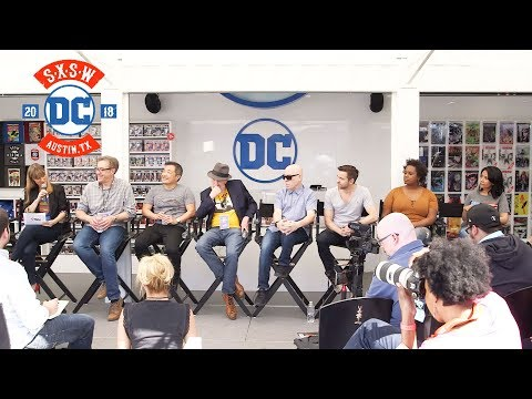 SXSW 2018 – Superman: 80 Years of Truth, Justice and Hope (Full Panel)