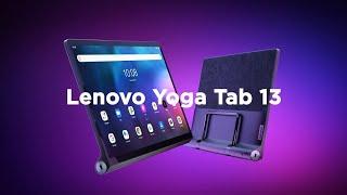 Lenovo Yoga Tab 13 - The Cinematic Tablet for Home Entertainment