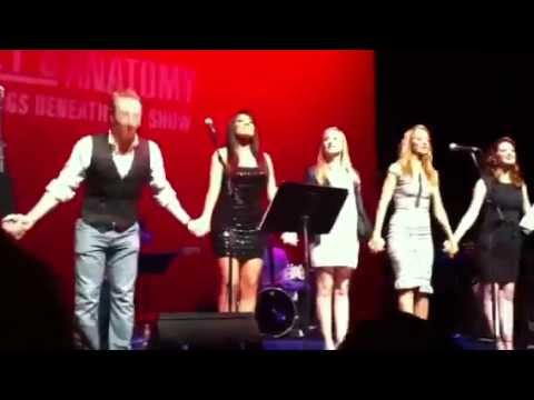 Grey's Anatomy Benefit Concert - How To Save A Life (March 18,2012)