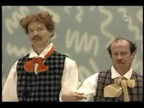 The Sesame Street Mr. Noodle Brothers