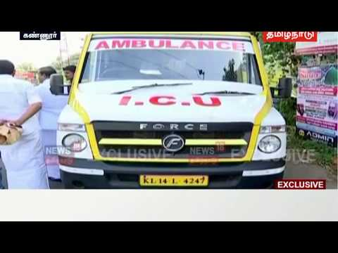 Kerala: This ambulance driver covered 516km in 7 hours to save a baby's life