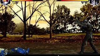 KAMEN RIDER AGITO GAME PS1 PC - G3 - Charlie Buris