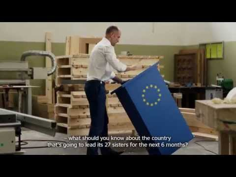Latvia - Incoming Presidency of the European Union (in English with subtitles in English)