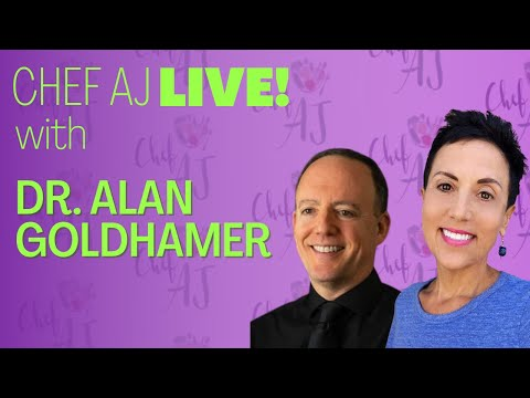 LIVE Q & A With Dr. Alan Goldhamer