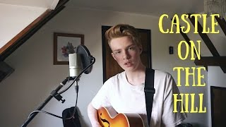 Castle On The Hill - Ed Sheeran (Live cover by Tim Newman)