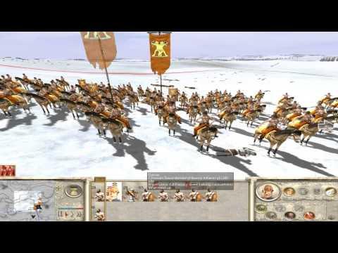 Rome Total War: Imperiul Dacilor Ep.12 - Oltenia Scitul