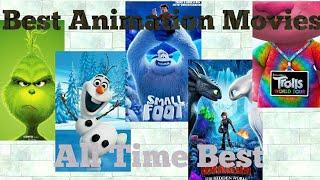 Top Upcoming Animated Movies Upto 2021 | Hollywood