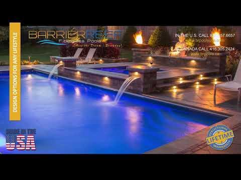 How Much Do Fiberglass Pools Cost   Video