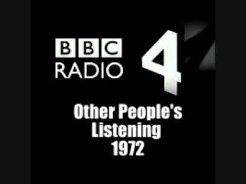 BBC Radio Four 1972 - Radio in the USA