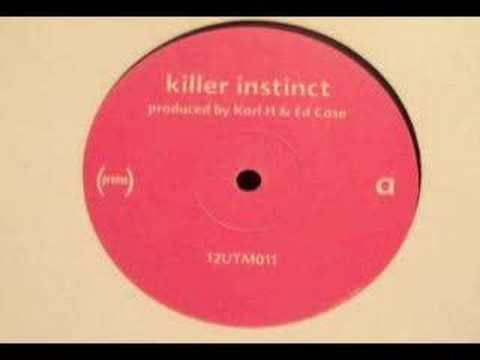 Karl H Ed Case Killer Instinct - classic UK Garage