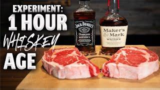Jack vs. Makers Marinated Steak Challenge | Ft. Kosmos Q