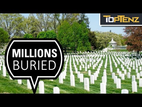 Top 10 Historical Cemeteries Mp3