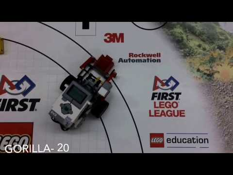 Camanche Middle School 7th Grade LEGO League: State Competition Qualifiers