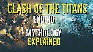 CLASH of the TITANS (2010) Ending + Mythology EXPLAINED