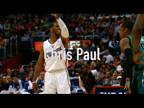 Attention to Detail: Chris Paul