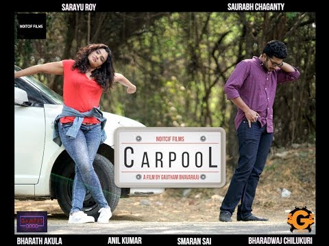 Carpool Short Film With English Subtitles ll RunwayReel ll Directed by Gautham Bhavaraju