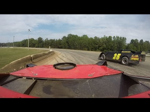 Kenny Wallace Dirt Racing Experience at Rolling Wheels Raceway Park