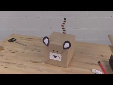 C mo envolver regalos de forma original youtube - Envolver regalos grandes forma original ...
