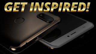INSPIRE MORE!