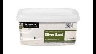 Farba Silver Sand Primacol Decorative - film instruktażowy