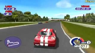 PS1 - GT2 - Jarrett & Labonte: Stock Car Racing - Alfa Romeo 156 - Mexico City