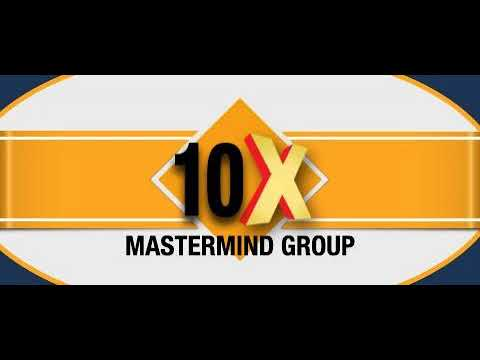 10x Business Mastermind: Sales 101 Week1