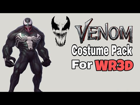 Download How To Download Venom Costumes Pack For Wr3d
