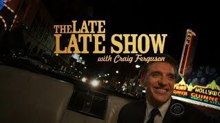 The Late Late Show with Craig Ferguson 2014.10.16 Joshua Jackson, Kara Cooney.