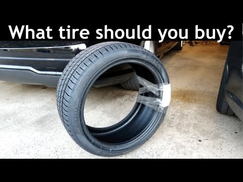 Complete Tire Buyer's Guide - How to Pick the Right Tire for Your Car