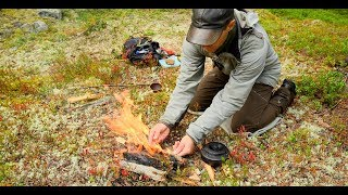 Build a Campfire in the Woods