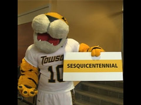 how-does-towson-university-say-150?