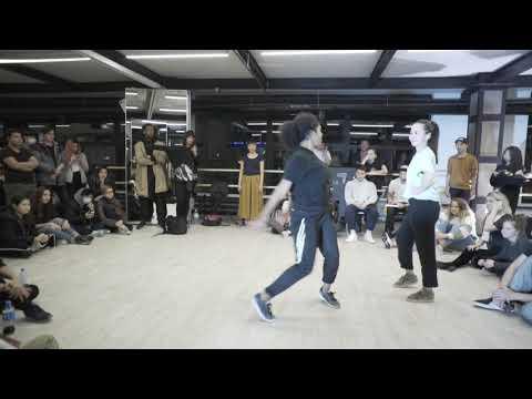 All Styles BATTLE Prof Top 16 | Асия Айешова и Нина Сонга | STEP Dance Club