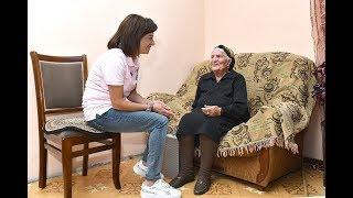 Ի՞նչ է նվիրել Աննա Հակոբյանն արցախցի 94-ամյա Հայկանդուխտ տատիկին և  Սոնասար գյուղի երեխաներին
