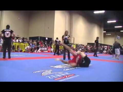Selma MMA Julian Tovar  vs Nevada Exteme Couture Gym UFC Fan Expo Grappling Quest 2012