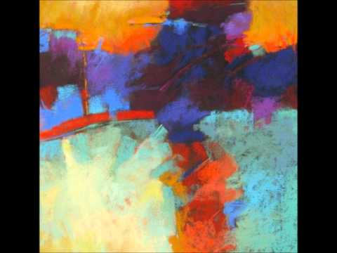 contemporary abstract pastels by