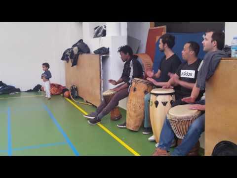Afro-Brazilian dance workshop with Noella Das