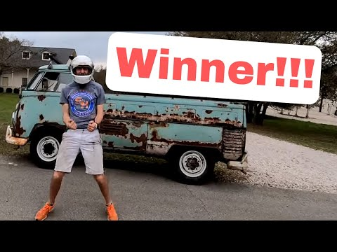 The Fastest VW Bus!