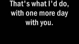 One More Day by Diamond Rio (With Lyrics)