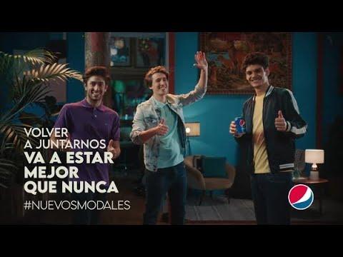 Pepsi #NuevosModales - High Five