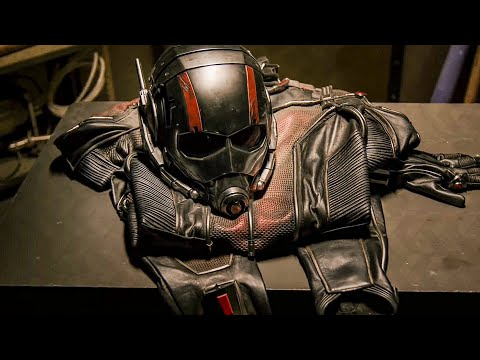 Stealing The Ant-Man Suit Scene - ANT-MAN (2015) Movie Clip