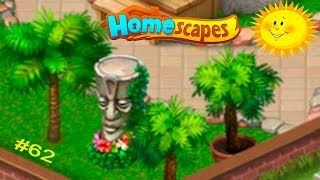 HomeScapes Дворецкий Остин #62 (уровни 354-359) Тропический Уголок! Игровое Видео Let's Play