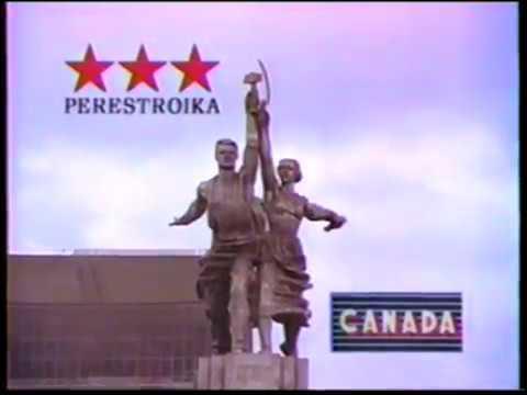 Comercial Zapaterias Canada, Calzado Perestroika, Año 1990