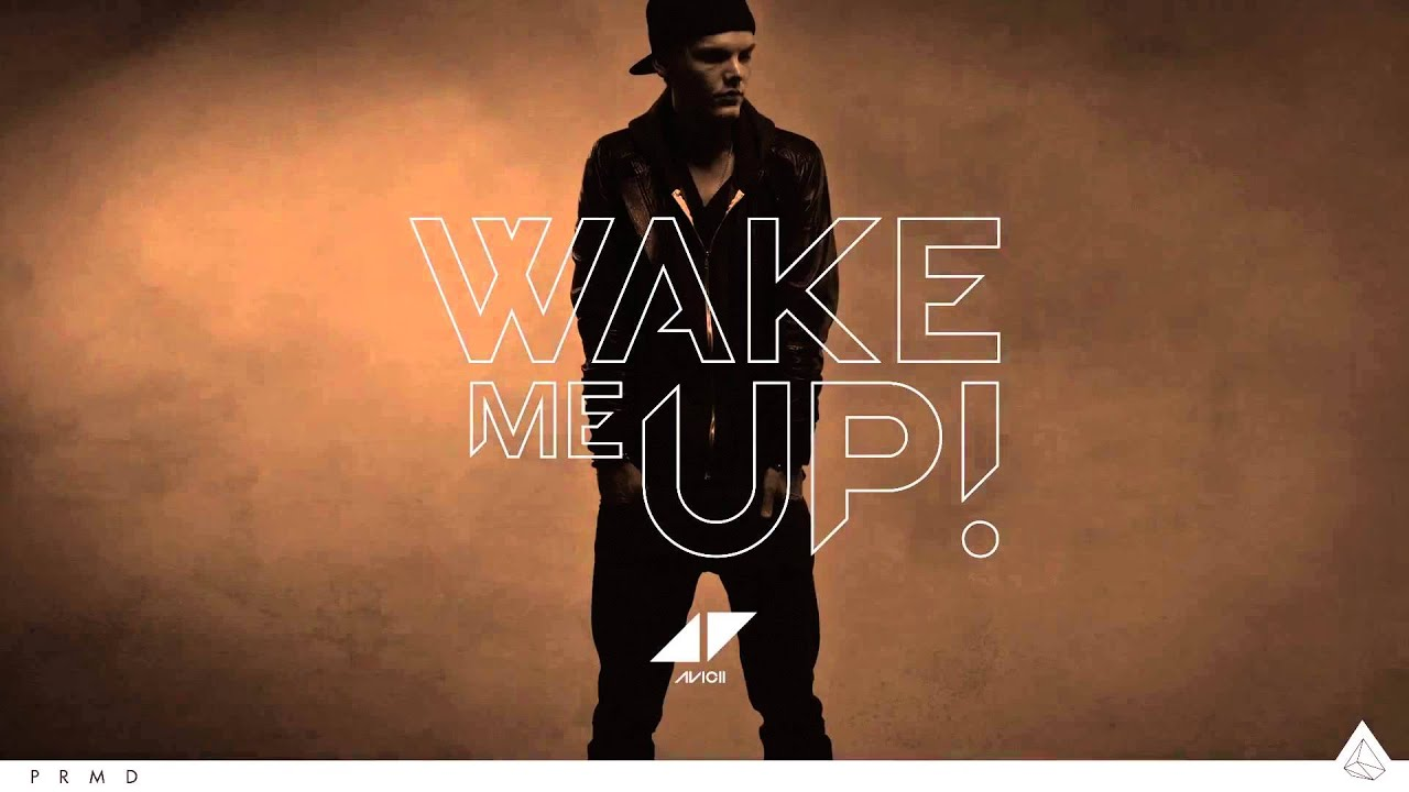 Avicii Logo Wake Me Up Avicii - Wake Me Up 20...