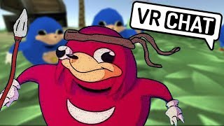VRChat - The Best Meme of 2018